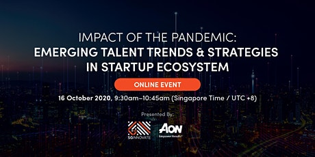 Emerging Talent Trends and Strategies in Startup Ecosystem [Online Event] tickets