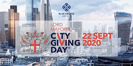 City Giving Day | Health & Wellbeing tickets