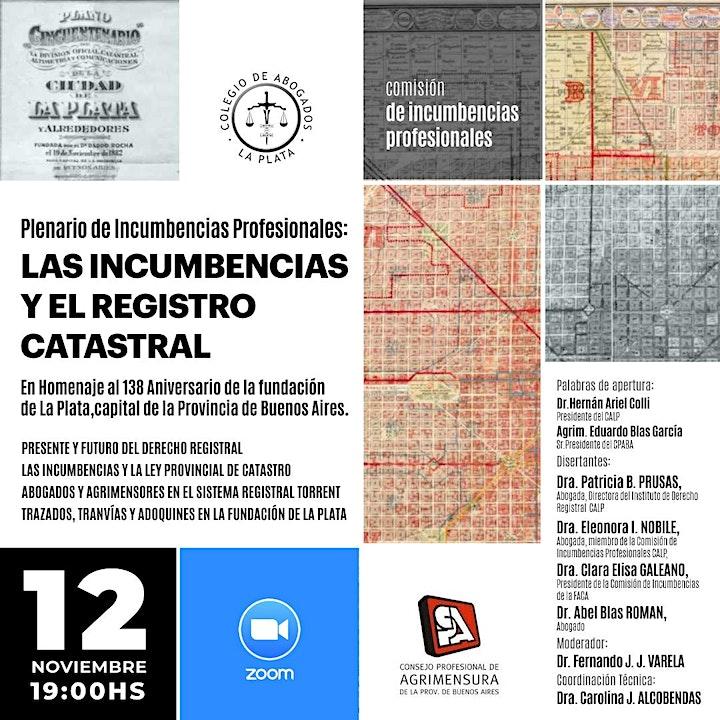 Imagen de Las incumbencias y el registro catastral