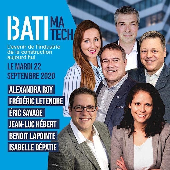 Image de Batimatech 2020  - L'avenir de la construction aujourd'hui!