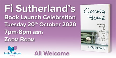 Fi Sutherland's Book Launch Celebration tickets