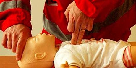 Corso di formazione Manovre Salvavita Pediatriche biglietti