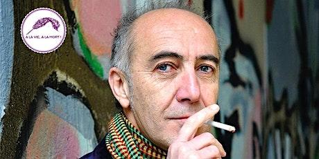 Rencontre littéraire avec l'auteur Jean-Michel Espitallier billets