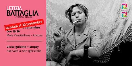 #IgersxLetiziaBattaglia - Storie di strada tickets