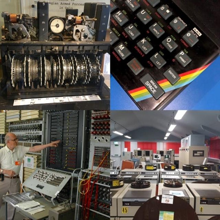 The National Museum of Computing Virtual Guided Tour for CCS Members image