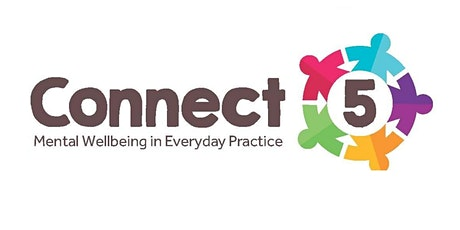 Online Connect 5 (Sessions 1, 2 & 3) Mental Health & Wellbeing Conversation tickets