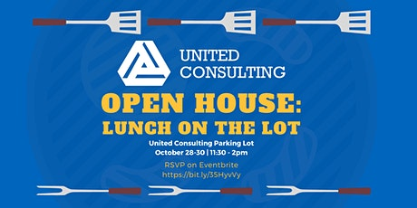 Open House: Lunch on the Lot tickets