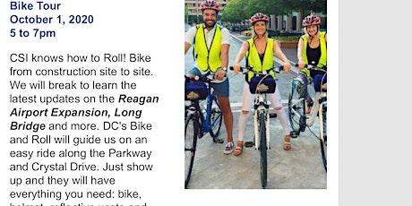 DC Metro CSI  - Bike Tour tickets