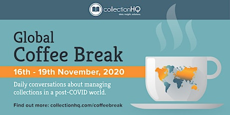 collectionHQ Coffee Break: European Library Case Studies tickets