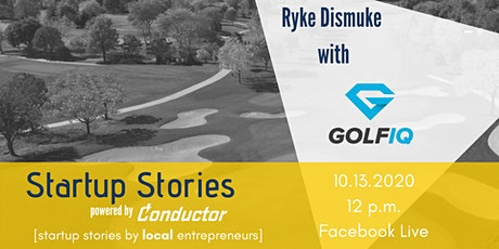 Startup Stories: Golf IQ tickets