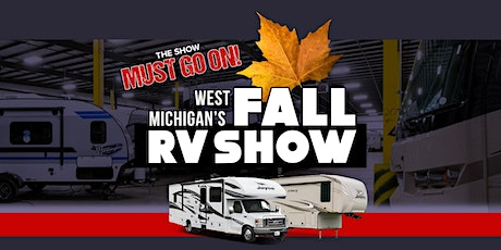 West Michigan's Fall RV Show - Thursday 10/1 5PM-8PM tickets