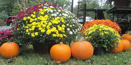Garden Harvest Day tickets