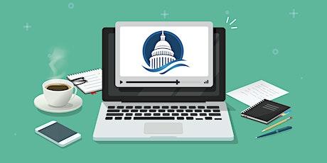 Virtual Federal Internships and Employment Fair tickets