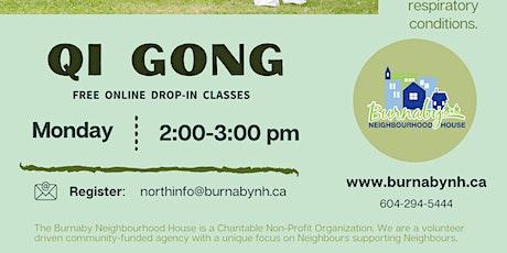 BNH Virtual Qi Gong (Burnaby, BC) tickets