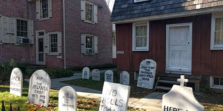 Haunted Haddonfield Walking Tour tickets