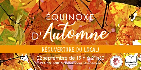 Solstice d'automne 2020 tickets