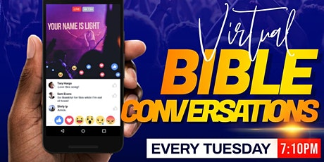 Virtual Bible Conversations Life Group tickets