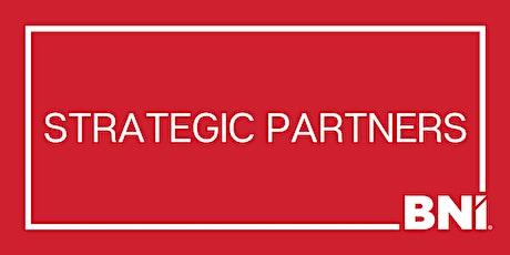 Strategic Partners   Virtual Weekly Meeting tickets