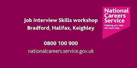 Job Interview Skills Workshop - Yorkshire & the Humber tickets