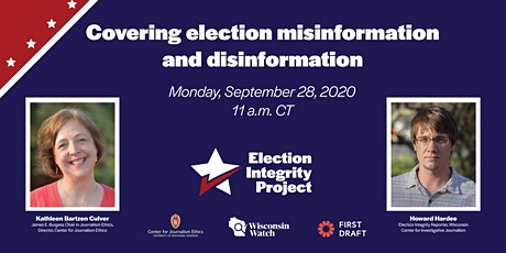 Covering Election Misinformation and Disinformation tickets