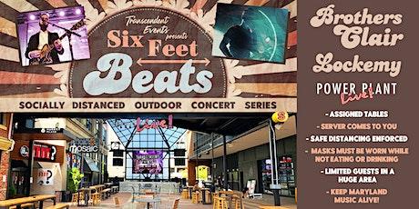 Six Feet Beats: Brothers Clair & Lockemy tickets