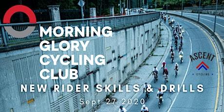 MGCC / Ascent New Rider Skills & Drills tickets