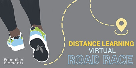 Distance Learning Virtual Road Race tickets