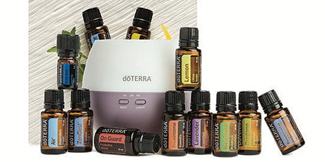 dōTERRA Workshop basis 2 tickets