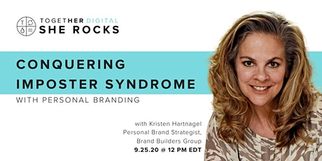Together Digital | She Rocks, Conquering Imposter Syndrome tickets