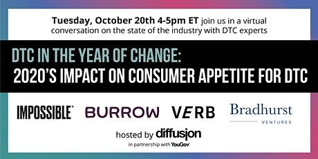 DTC in the year of change: 2020's impact on consumer appetite for DTC tickets