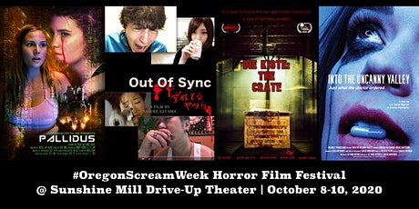 Oregon Scream Week Horror Film Festival 2020 tickets