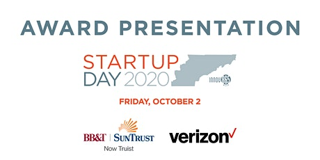 Startup Day 2020 Awards Ceremony tickets