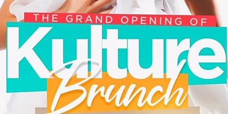 The Kulture Brunch | Playing the Best Soca & Reggae tickets