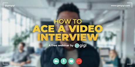 How to Ace a Video Interview tickets