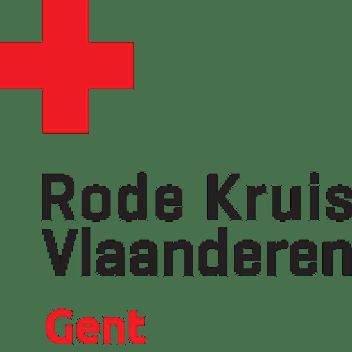 Afbeelding van opleiding lesgever eerstehulpverlening Rode Kruis-Gent 2020-2021