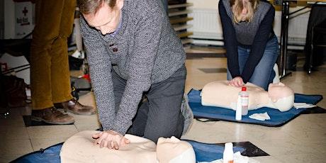 opleiding lesgever eerstehulpverlening Rode Kruis-Gent 2020-2021