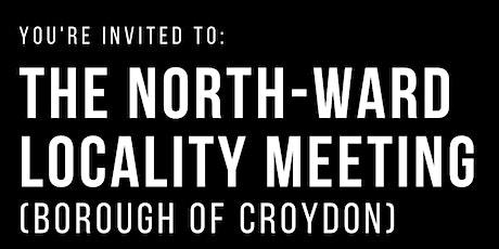 North-Ward Locality Meeting (Croydon Borough) tickets
