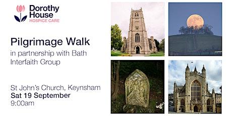 Keynsham to Bath Abbey Pilgrimage tickets