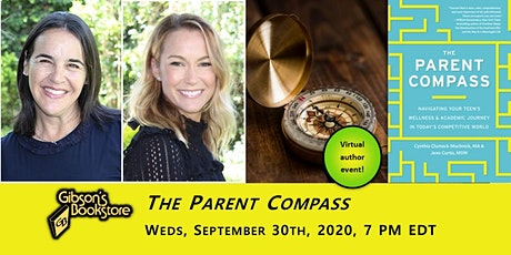 The Parent Compass: Navigating Your Teen's Wellness and Academic Journey... tickets