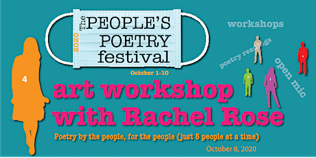 The People's Poetry Festival - Art Workshop tickets