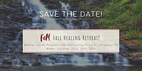 FEM Fall Camping Retreat tickets