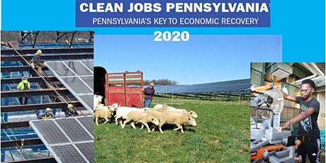 Clean Jobs PA 2020 report tickets