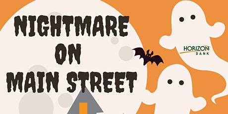 Nightmare on Main Street tickets