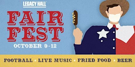 Fair Fest at Legacy Hall tickets
