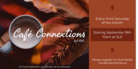Ladies Cafe Connextions tickets