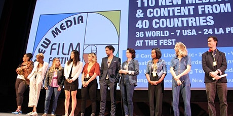 12th New Media Film Festival tickets