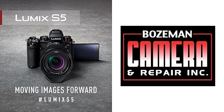 Lumix S5 First Look Hosted by Bozeman Camera tickets