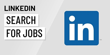 Using LinkedIn Groups To a New Job Webinar tickets