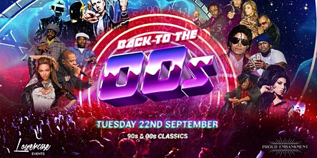 The Socially Distanced Freshers Back to 00's Throwback @ Proud Embankment tickets