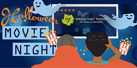 Halloween Double Feature at Spring Lake tickets